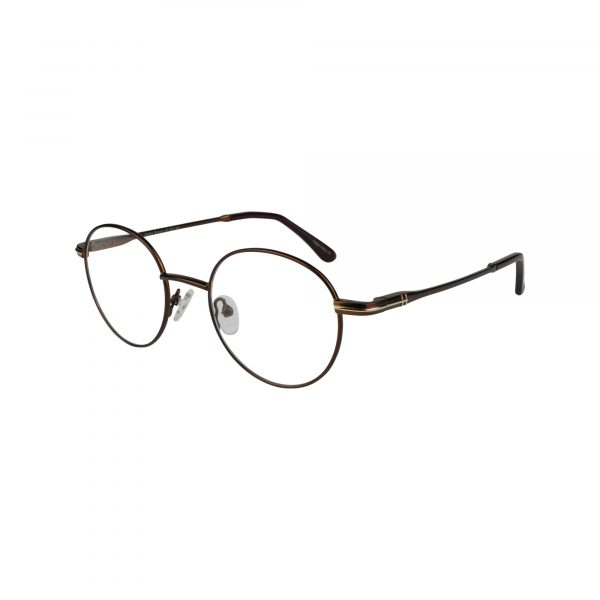 662 Brown Glasses - Side View