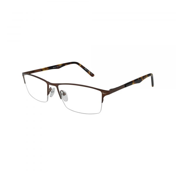 652 Brown Glasses - Side View