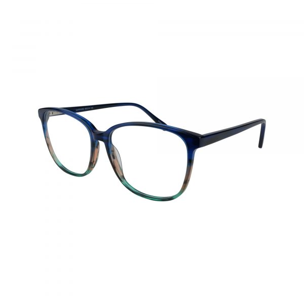 488 Blue Glasses - Side View