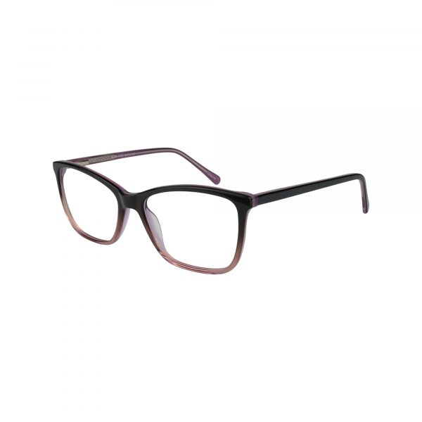 491 Pink Glasses - Side View