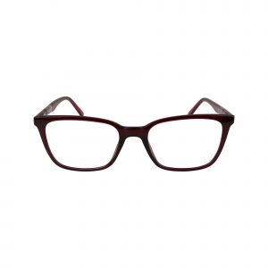 496 Red Glasses - Front View