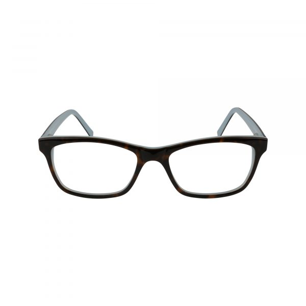 427 Blue Glasses - Front View