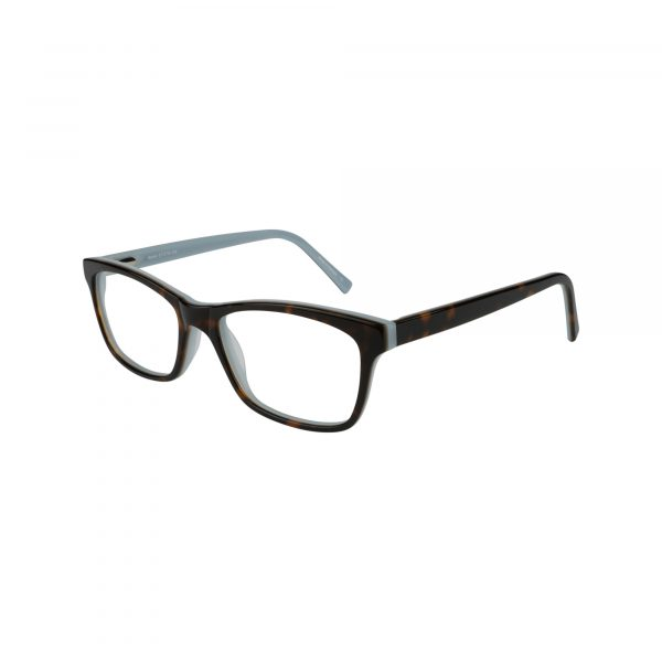 427 Blue Glasses - Side View
