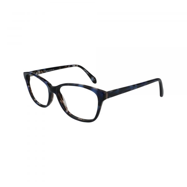 463 Blue Glasses - Side View