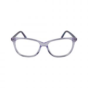 Kids 320 Purple Glasses - Front View