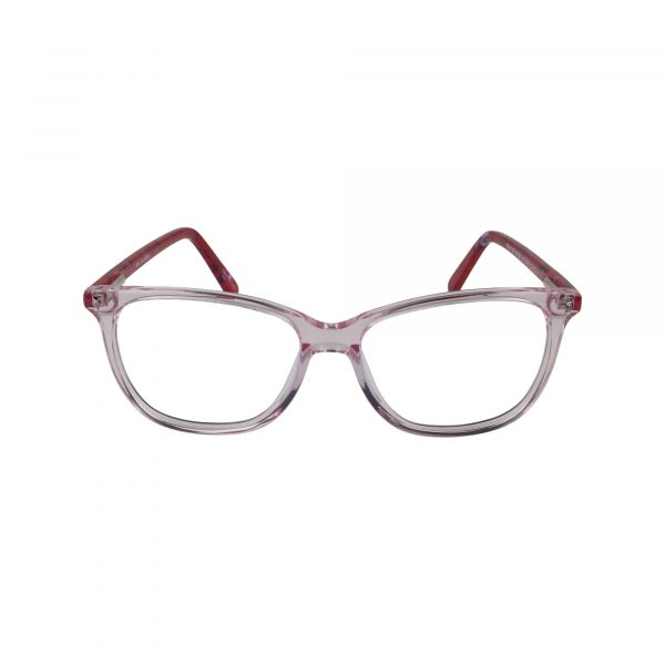 Kids 320 Pink Glasses - Front View