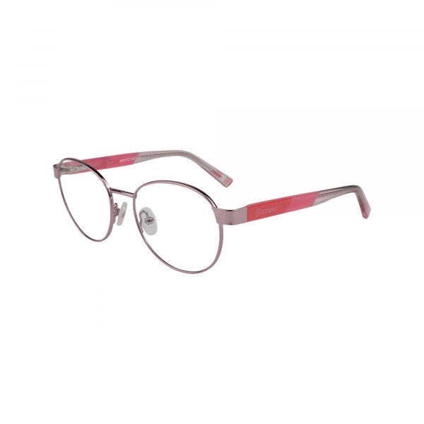 1641 Pink Glasses - Side View