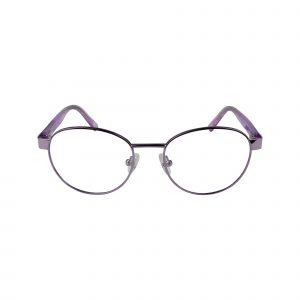 1641 Purple Glasses - Front View