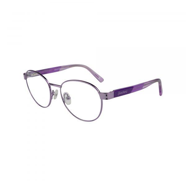 1641 Purple Glasses - Side View