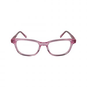 1639 Pink Glasses - Front View