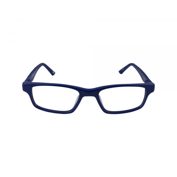 1161 Blue Glasses - Front View