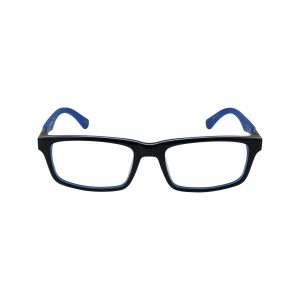 1095 Blue Glasses - Front View