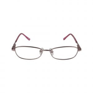 221 Pink Glasses - Front View