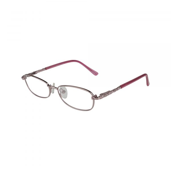 221 Pink Glasses - Side View