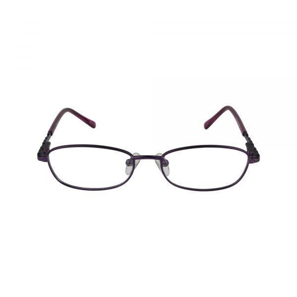 221 Purple Glasses - Front View