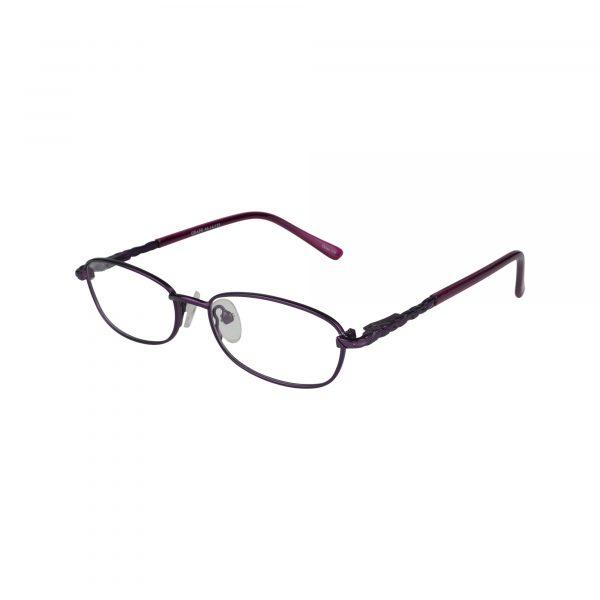 221 Purple Glasses - Side View