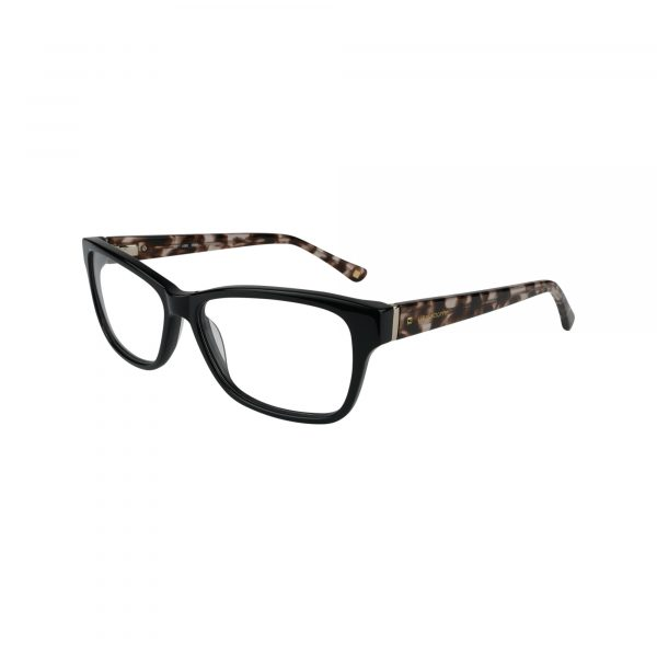 L616 Black Glasses - Side View