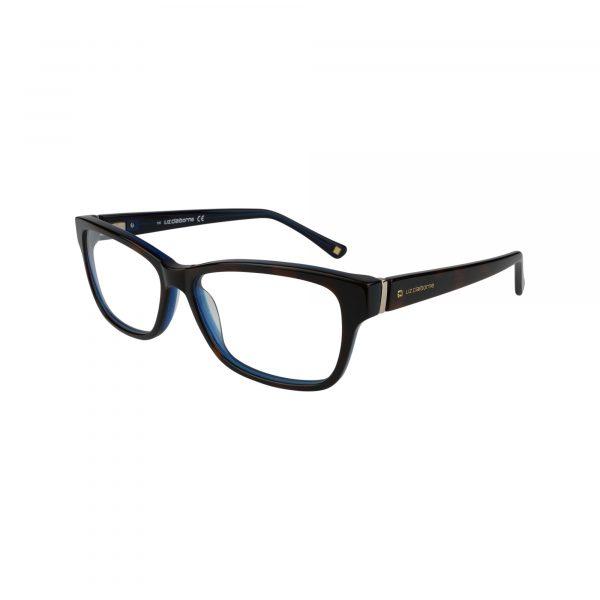 L616 Blue Glasses - Side View