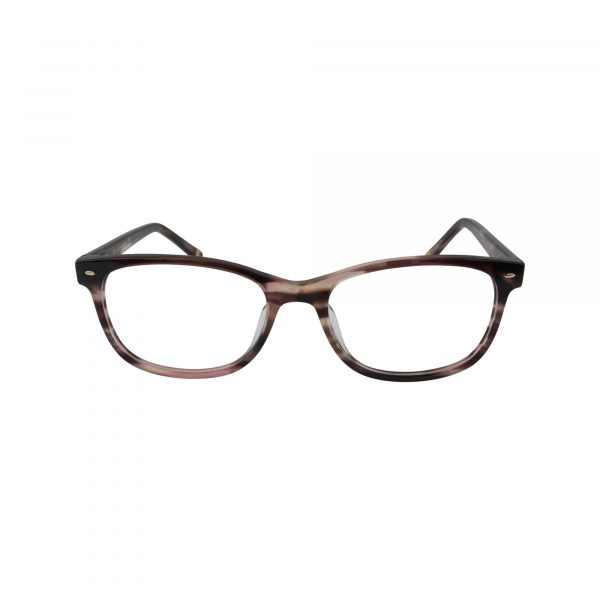 L607 Pink Glasses - Front View