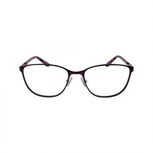 L652 Purple Glasses - Front View