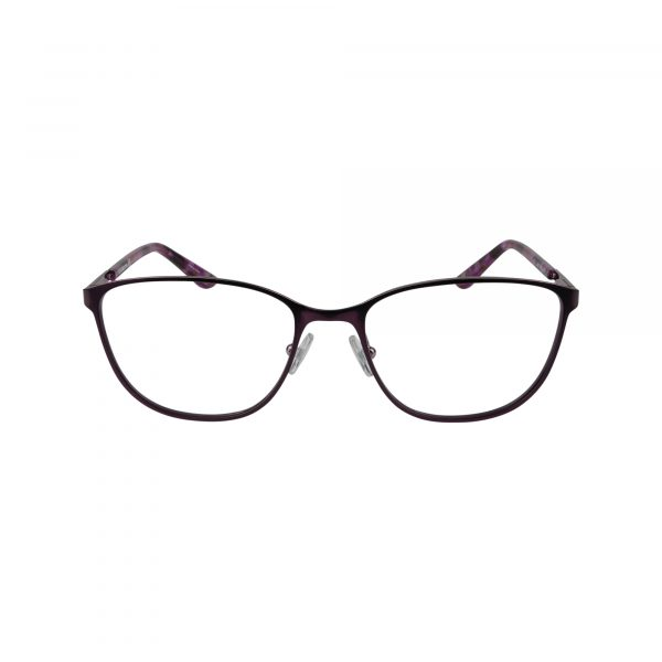 L652 Purple Glasses - Front View
