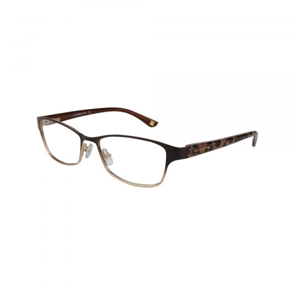 L614 Brown Glasses - Side View