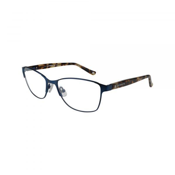 L617 Blue Glasses - Side View