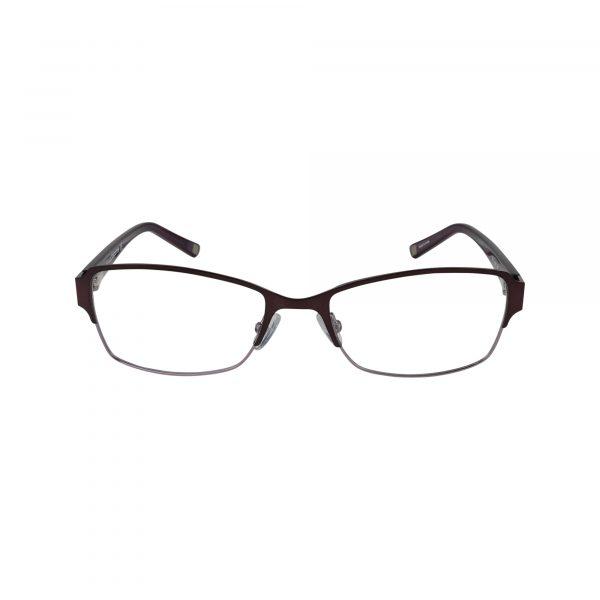 L622 Purple Glasses - Front View
