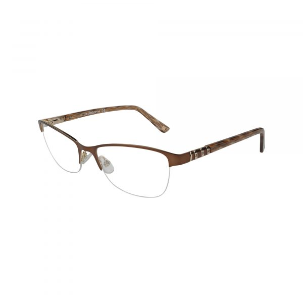 L615 Brown Glasses - Side View