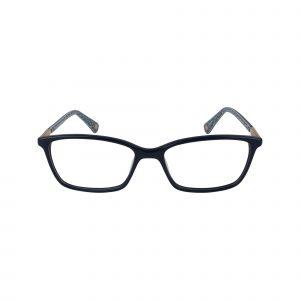 L448 Blue Glasses - Front View