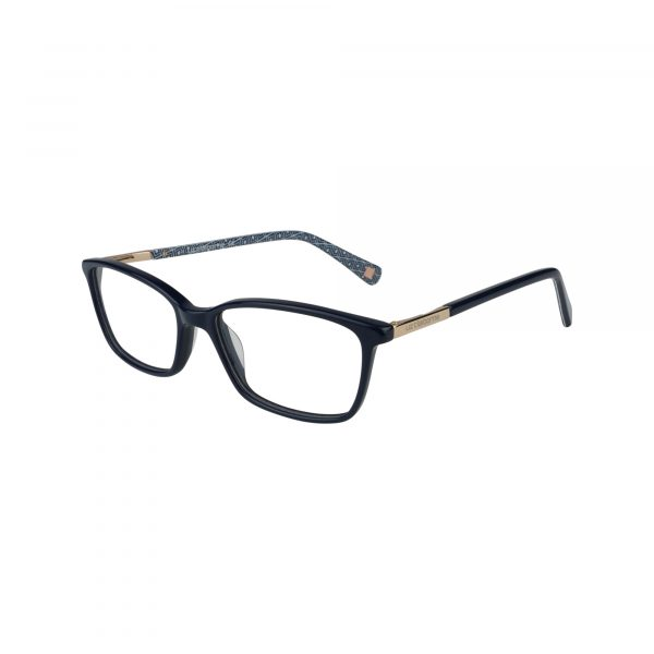 L448 Blue Glasses - Side View