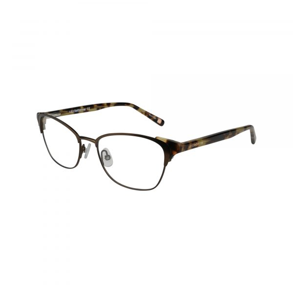 L454 Brown Glasses - Side View