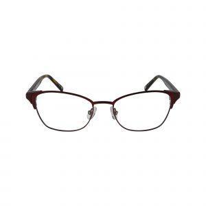 L454 Purple Glasses - Front View
