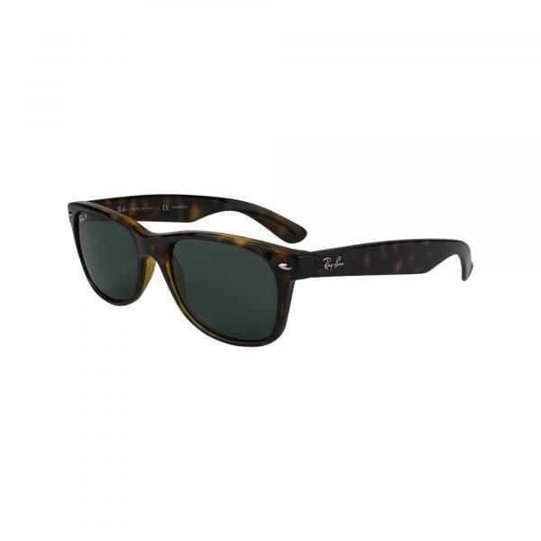2132 Tortoise Glasses - Side View