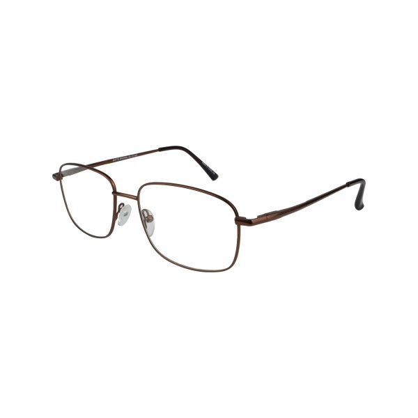 210 Brown Glasses - Side View