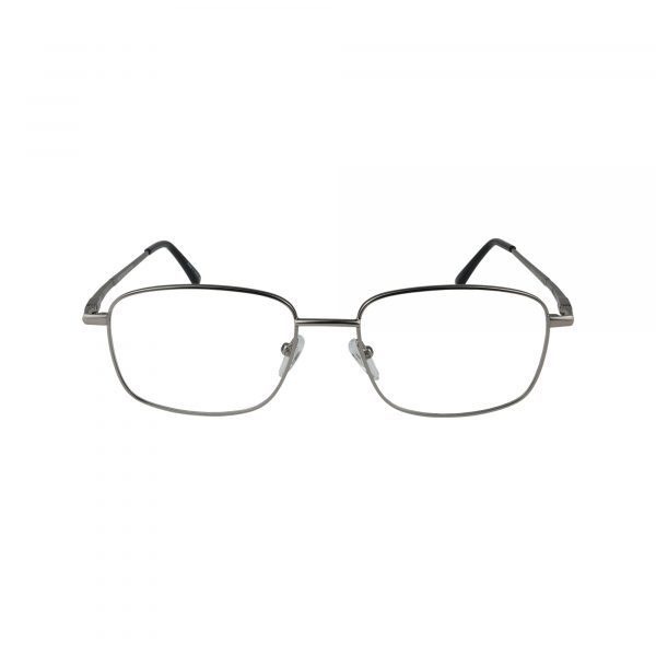 210 Gunmetal Glasses - Front View