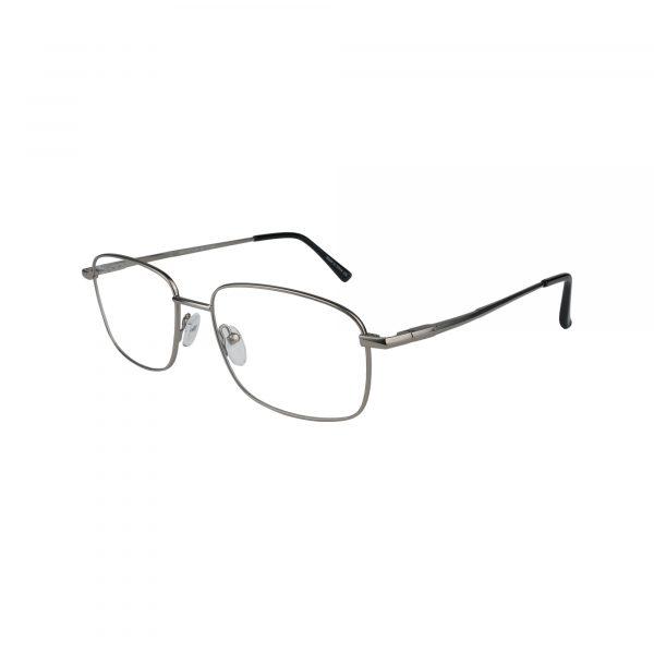 210 Gunmetal Glasses - Side View