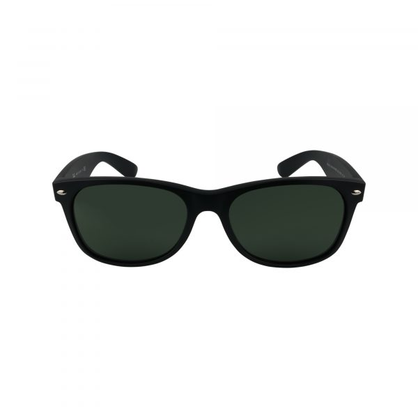 2132 Black Glasses - Front View
