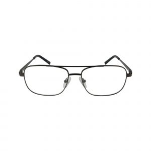 194 Gunmetal Glasses - Front View