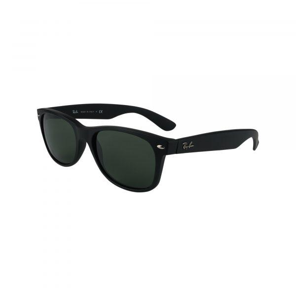 2132 Black Glasses - Side View