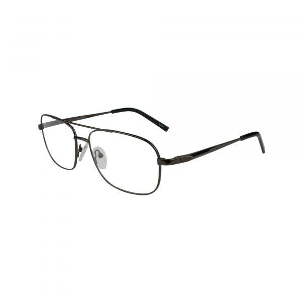 194 Gunmetal Glasses - Side View