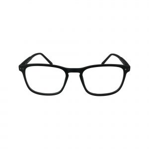 80 Black Glasses - Front View