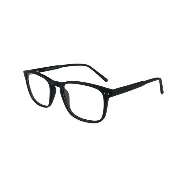 80 Black Glasses - Side View