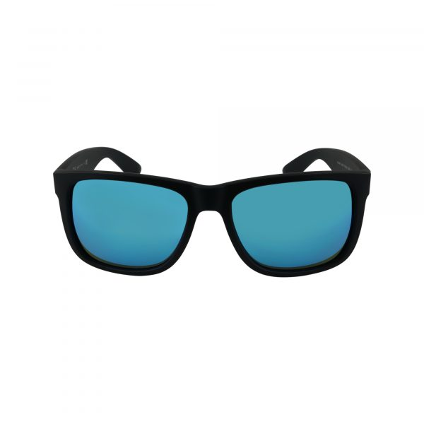 4165 Black Glasses - Front View