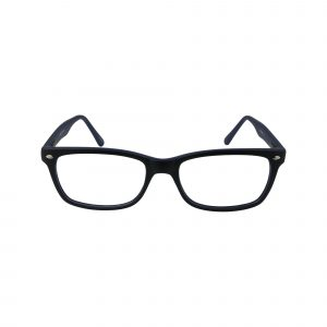 57 Black Glasses - Front View