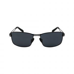 Cu6029 Black Glasses - Front View