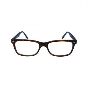 57 Tortoise Glasses - Front View