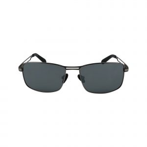 Cu6029 Gunmetal Glasses - Front View