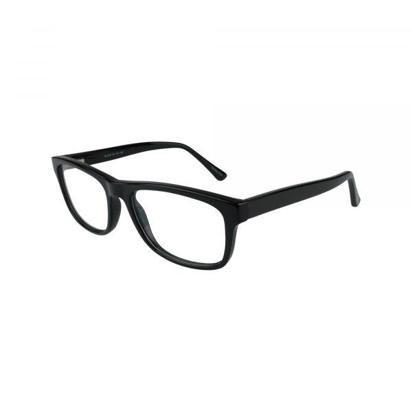64 Black Glasses - Side View