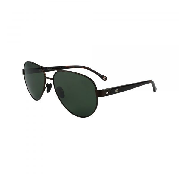 Cu6061 Brown Glasses - Side View